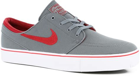 cool nike sneakers nike sb zoom stefan janoski canvas skate shoes cool grey