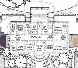 gallery for gt white house floor plan oval office