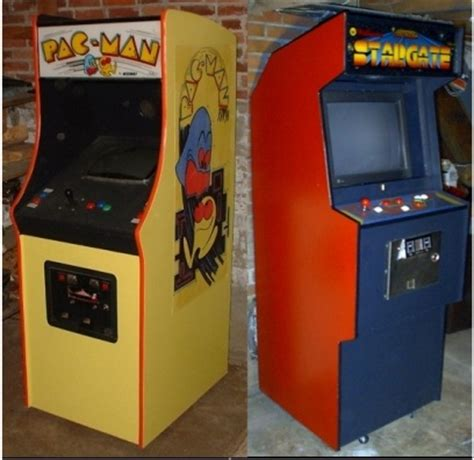 build arcade cabinet step by step works with mame