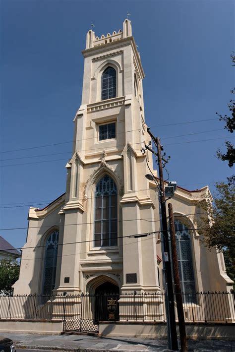 churches charleston sc