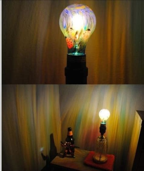 Sharpie Light Bulb by Sharpie Colored Light Bulb