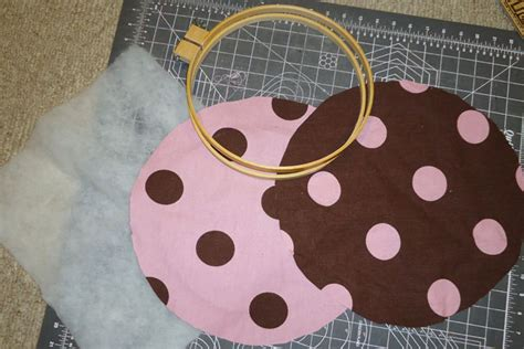 Materials Needed To Make A Quilt by No Sew Embroidery Hoop Wall Pocket Tutorial Blessings