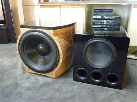 exodus audio maelstrom  driver  custom sealed box
