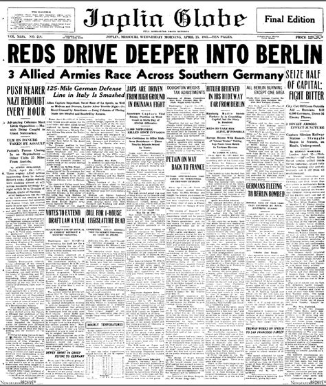World War 2 Records World War 2 Articles Newspapers Records