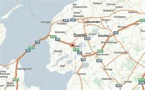 heerenveen netherlands map sneek location guide