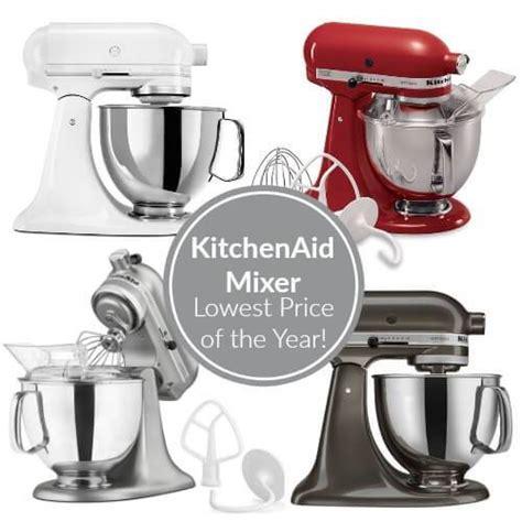 kitchenaid stand mixer  sale lowest price  year