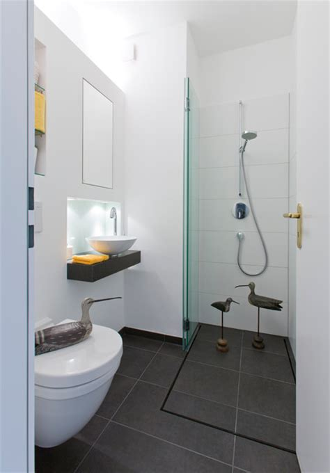 gäste badezimmer dekorieren ideen badezimmer idee dusche