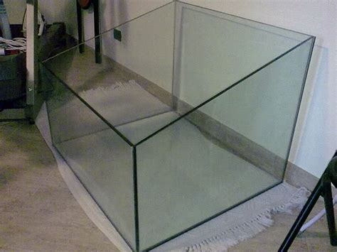 costruire vasca acquario come realizzare un acquario con il fai da te arredamento