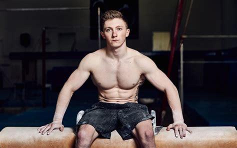 nile wilson   world championships  injury