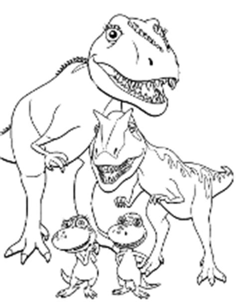 dinosaur family coloring page coloring pages books with dinosaurs tyrannosaurus rex