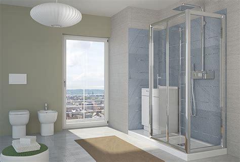 cambio da vasca a doccia cambiare la vasca con una doccia offre molteplici vantaggi