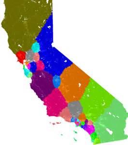 california senate map california senate redistricting