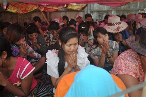 Demand Letter Myanmar Worker burmese cambodians international workers day with wage protests