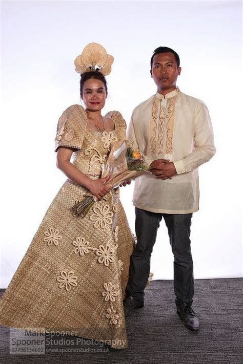 Fabulous News The Costume National Community Is Taking by Vincent Lamusao Our Barong And Saya Our National Costume