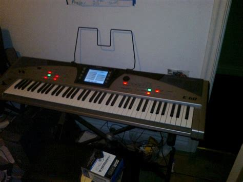 Keyboard Roland E60 Roland E60 Workstation Incl Sustain Pedal Stool Gigbag For Sale In Windy Arbour Dublin