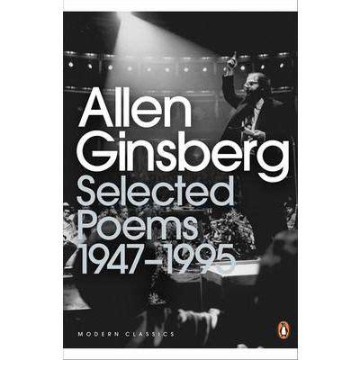 Selected Poems Penguin Poets selected poems allen ginsberg 9780141184760
