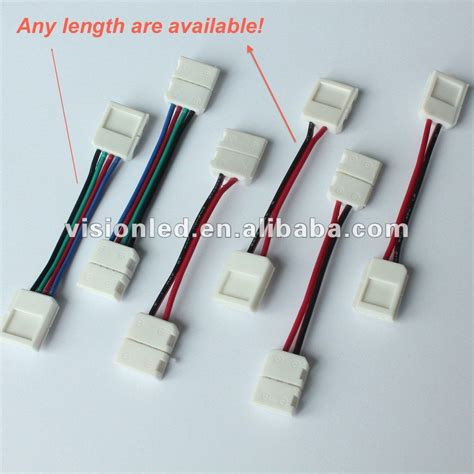 led light connectors light 3 pin led connector price buy 3 pin