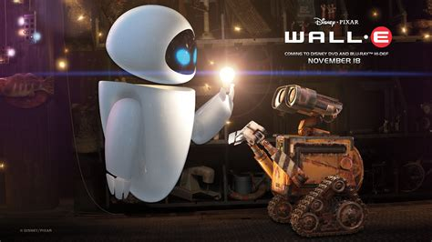 film robot pixar walle eve picture walle eve photo walle eve wallpaper