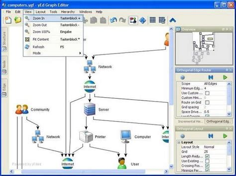 dia diagram editor review free graphic design software mac