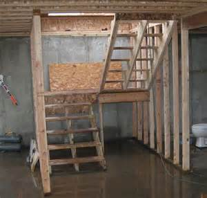 Basement Stair Stringers 25 Best Ideas About Basement Staircase On Pinterest
