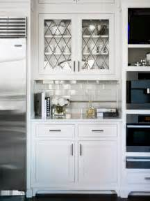 Glass Front Kitchen Cabinet Photos Hgtv