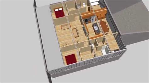 underground container house design