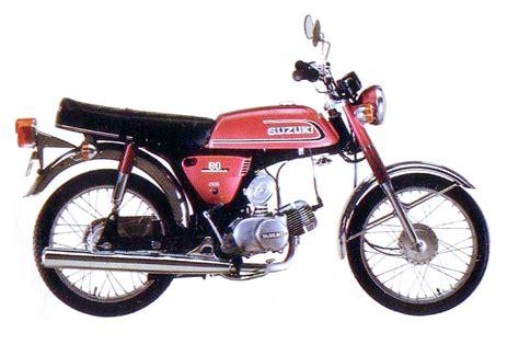 Suzuki 80cc Suzuki Models 1978 Page 6