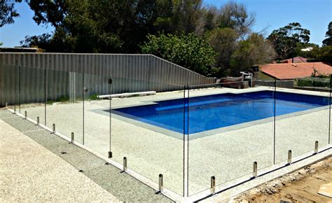 pool fence installation pool fence installation how much do you need to pay