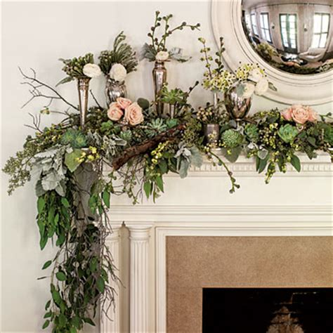 mantle swags decorating your mantel for the holidays lighting emporium