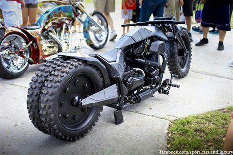 sick motocross sick looking zombie hunter motorcycle choppers