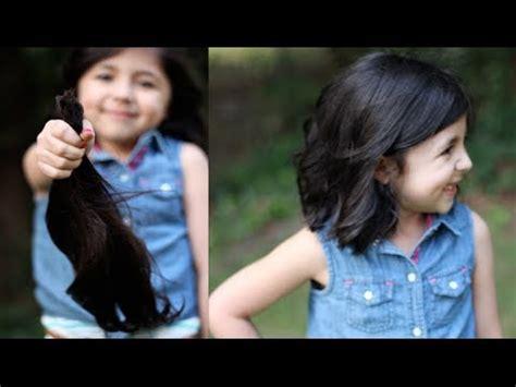 healthy hair fir 7 yr six year old donates hair to locks of love hair donation