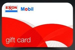 Where To Buy Exxon Gift Cards - 25 exxon mobile gas card for only 20 who said nothing in life is free