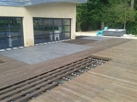 Terrasse Holz Und Stein Kombinieren by Keramik Stein Holz Terrasse Bs Holzdesign