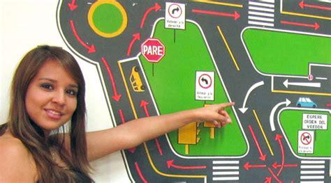 simulacro de examenes del touring lima peru examen de conducir en el circuito del touring examen