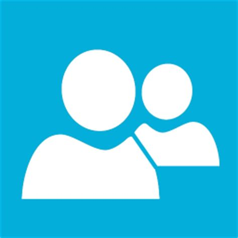 apps live messenger metro icon | windows 8 metro iconset