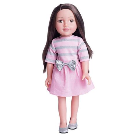 design friend doll names buy chad valley designafriend victoria doll at argos co uk