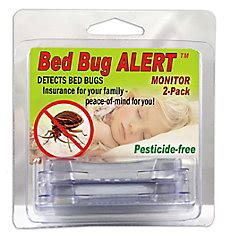bed bug traps home depot bird x inc bed bug alert monitor 2 pack the home