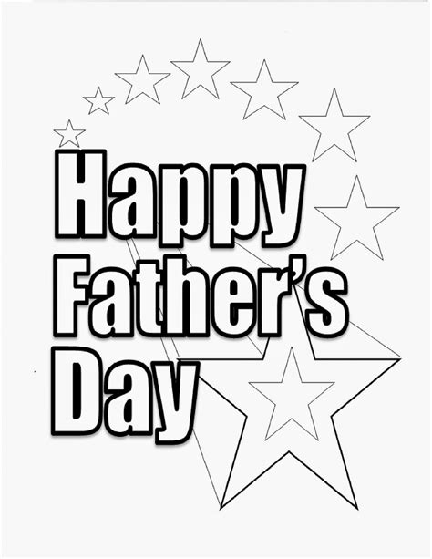 coloring pages father s day printable let it shine father s day coloring pages