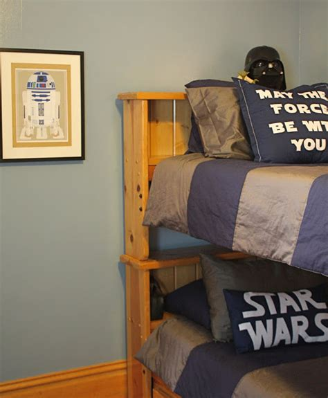 star wars bedroom decorations at second street star wars room completed