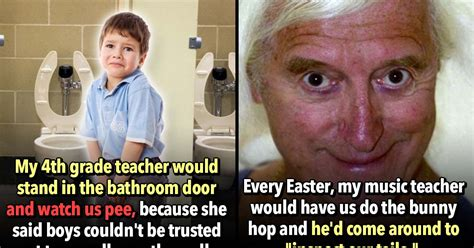 is it illegal to use the wrong bathroom these 27 terrible teachers did some of the worst things