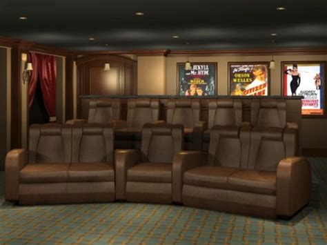 theater room seating theater room seating idea house ideas