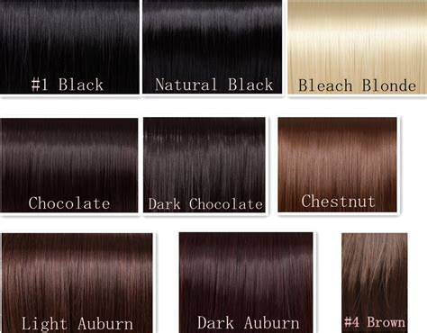 color themes sle dark chestnut brown hair color chart best hair color 2017