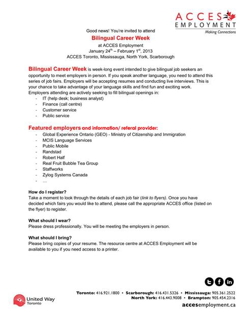 Cover Letter For Bilingual Assistant Cover Letter Bilingual