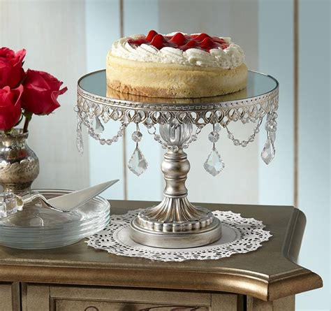 antique beaded cake stand antique silver beaded small cake stand gift