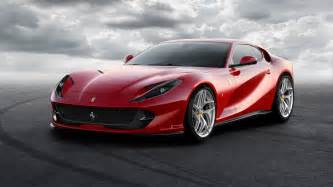 Pics Of Ferraris 2017 812 Superfast Wallpaper Hd Car Wallpapers