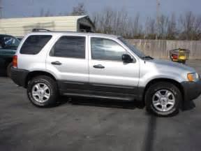 2004 ford escape xlt for sale pryor ok 6 cylinder silver