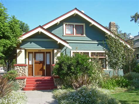 craftsman style homes plans the craftsman bungalow