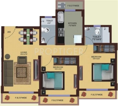 850 Sq Ft 2 Bhk 2t Apartment For Sale In Lalani Orchid 850 Sq Ft 2 Bhk 2t Apartment For Sale In Shashank Avenues