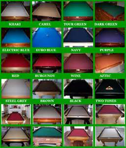 pool table felt colors 1000 images about how to build a pool table on