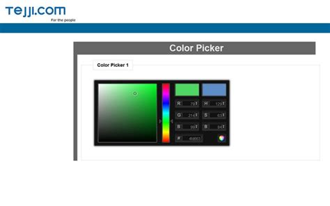 color picker extension color picker extension opera add ons
